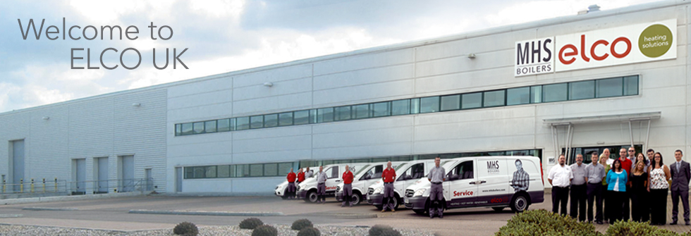 ELCO UK HQ at Basildon Essex