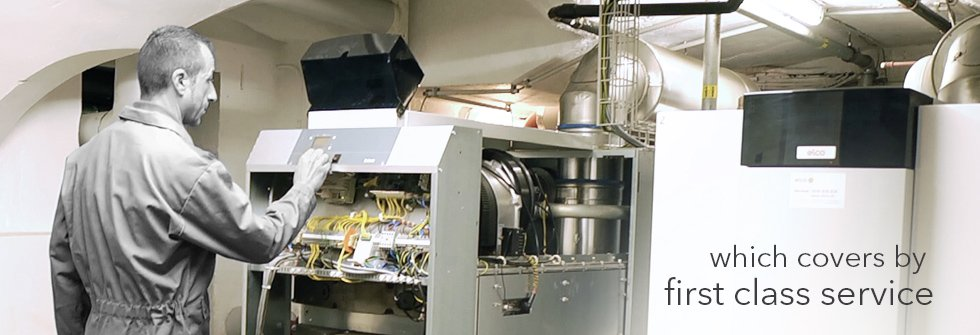 Commercial Boilers | Commercial Hot Water System | ELCO