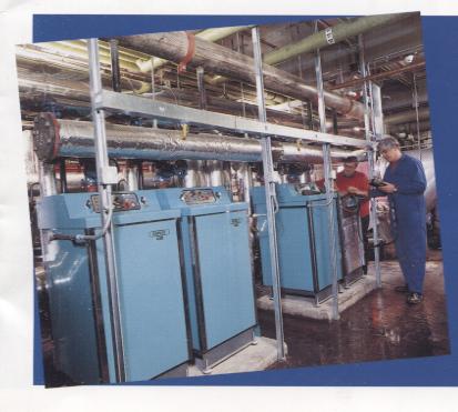 Elco boilers