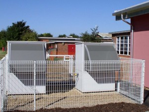 ELCO News Aerotop T at Heath Primary in Kesgrave, Suffolk