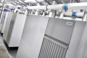 Picture by www.edwardmoss.co.ukAll rights reservedElco boilers for Chelsea FC